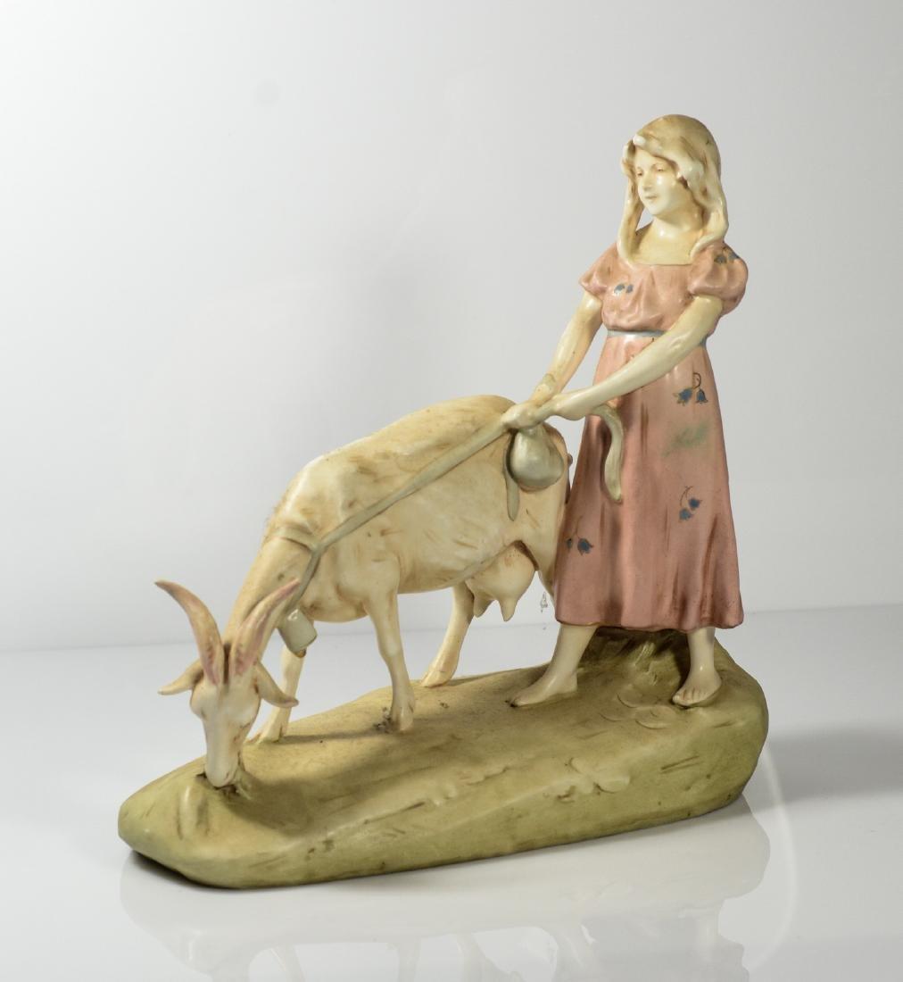 Austrian Royal Dux Porcelain figurine
