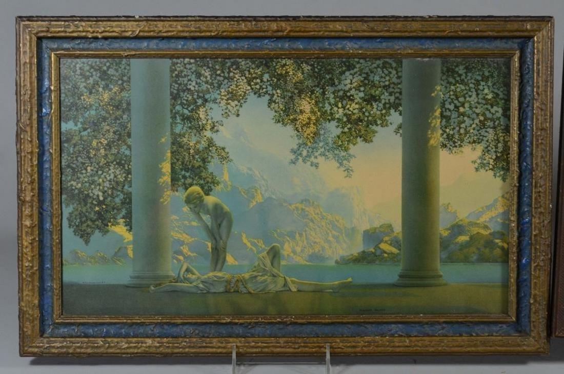 (3) Maxfield Parrish (American, 1870-1966) prints - 2
