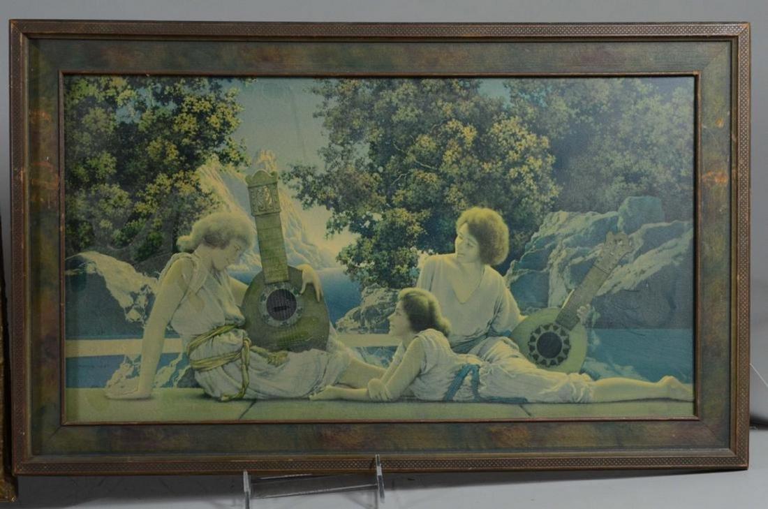 (3) Maxfield Parrish (American, 1870-1966) prints - 3