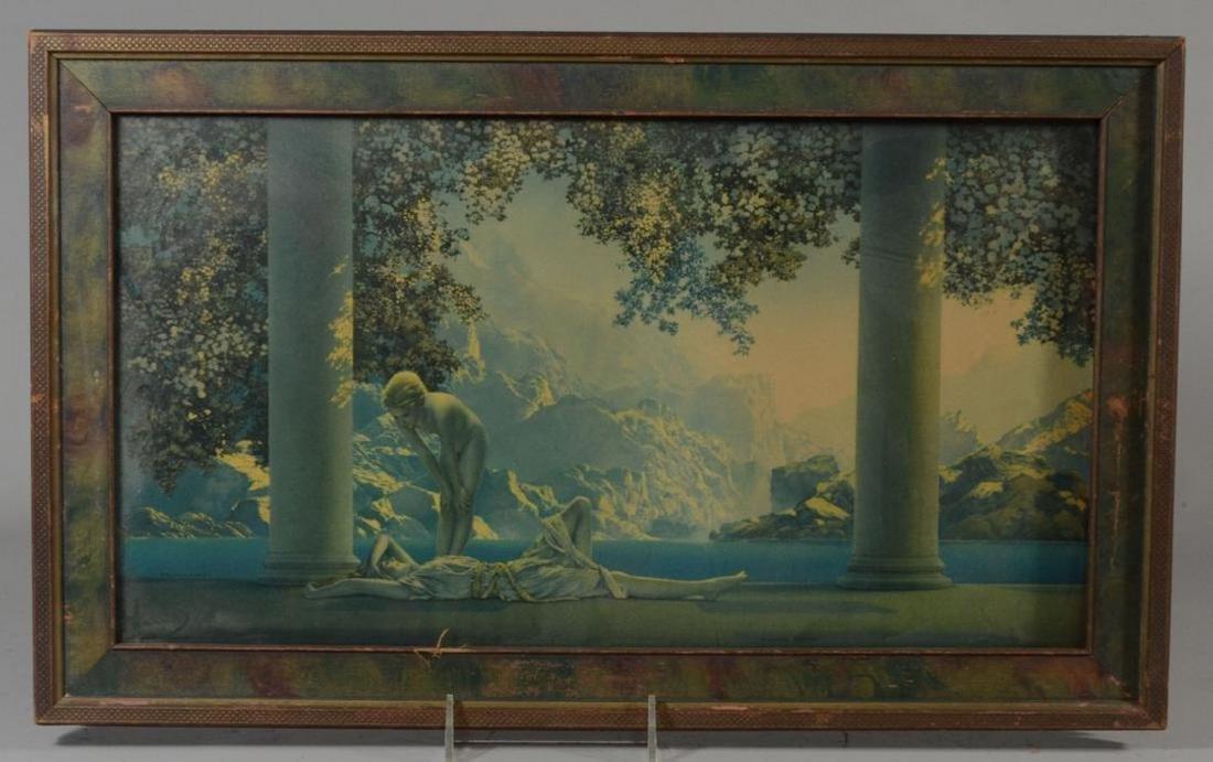 (3) Maxfield Parrish (American, 1870-1966) prints - 4