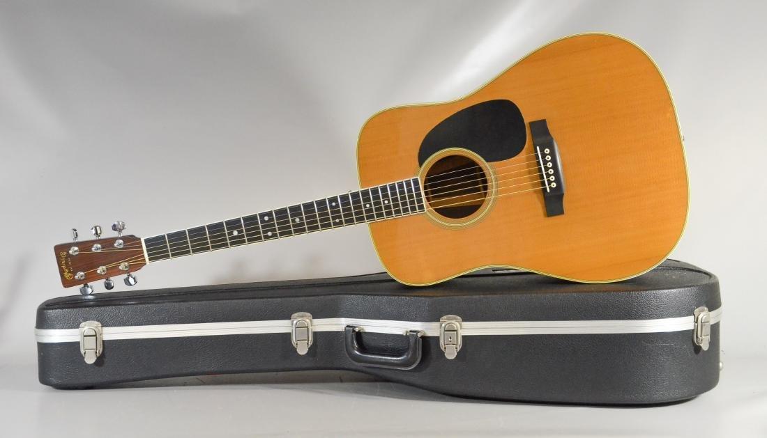 "Martin D-35 P ""Dreadnought"" 6 string acoustic guitar"