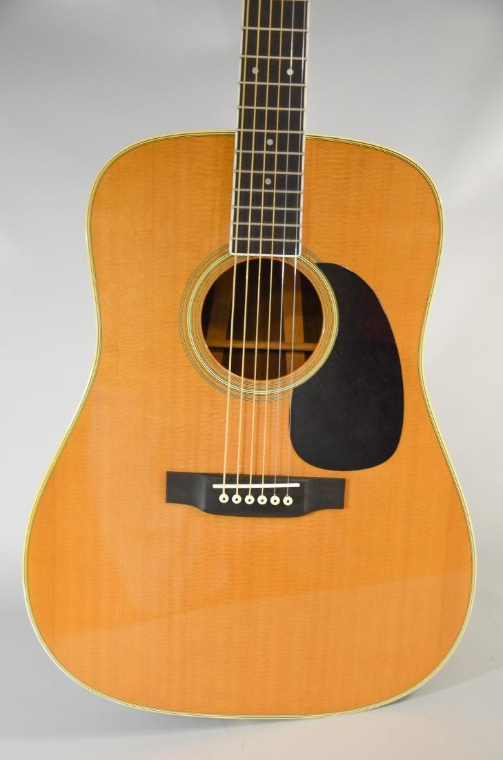 "Martin D-35 P ""Dreadnought"" 6 string acoustic guitar - 2"