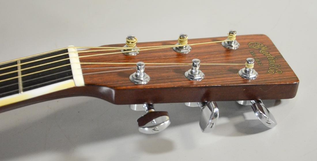 "Martin D-35 P ""Dreadnought"" 6 string acoustic guitar - 3"