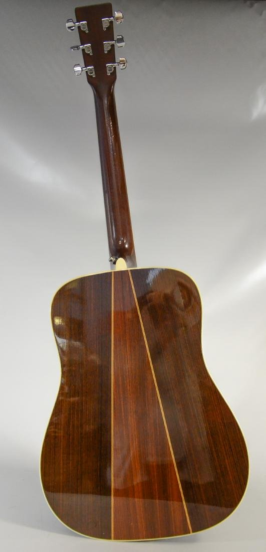"Martin D-35 P ""Dreadnought"" 6 string acoustic guitar - 4"