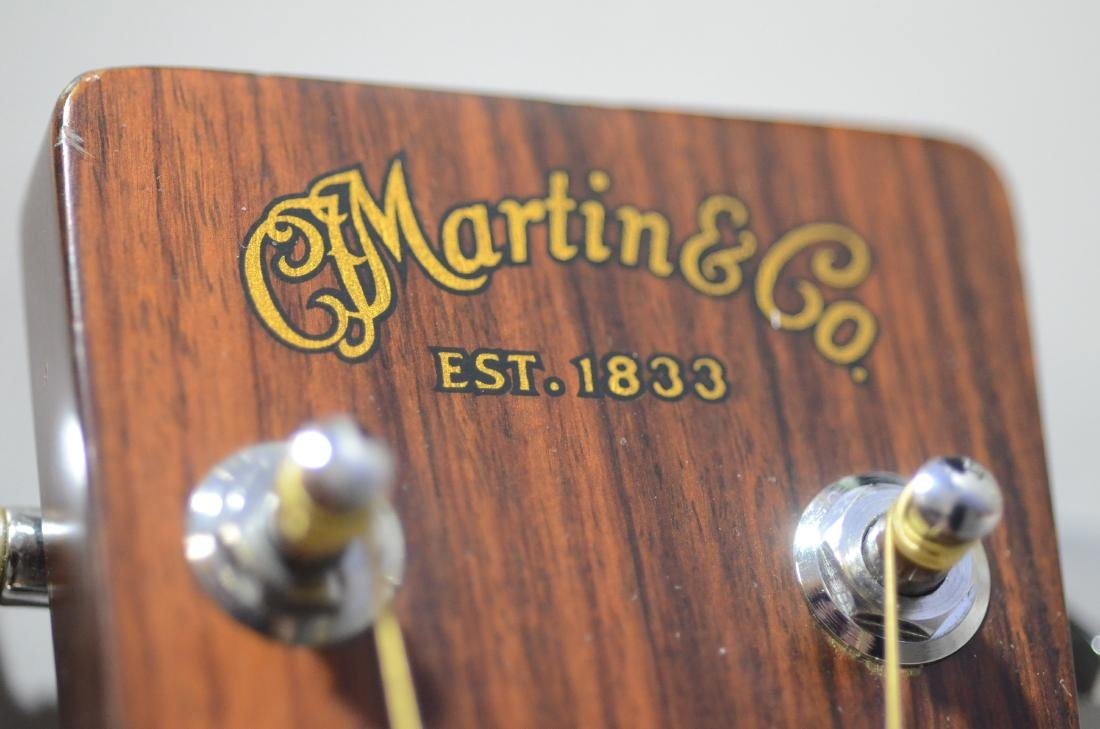 "Martin D-35 P ""Dreadnought"" 6 string acoustic guitar - 5"