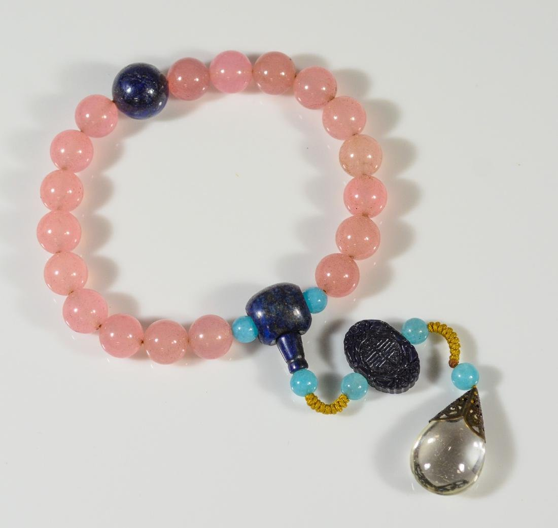 Qing Quartz Bracelet