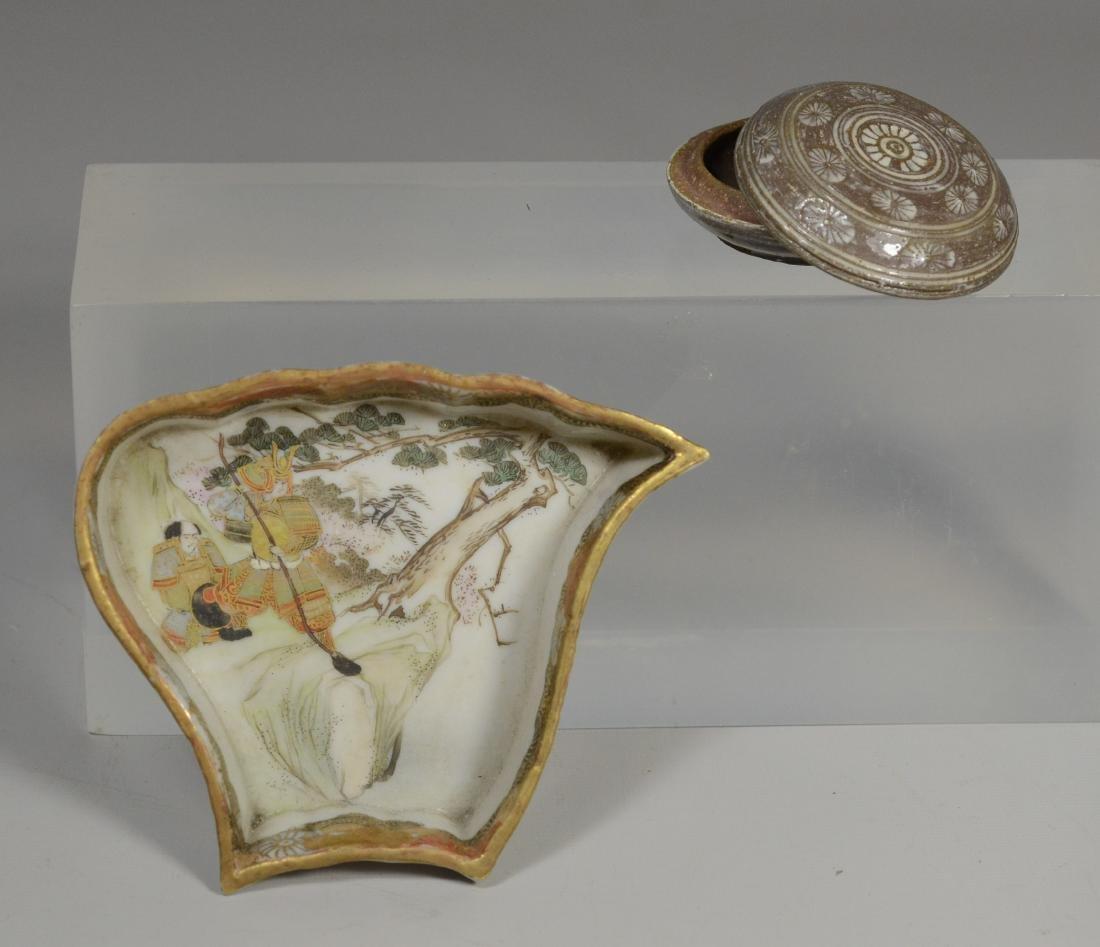 (5) pcs Oriental porcelain - 4