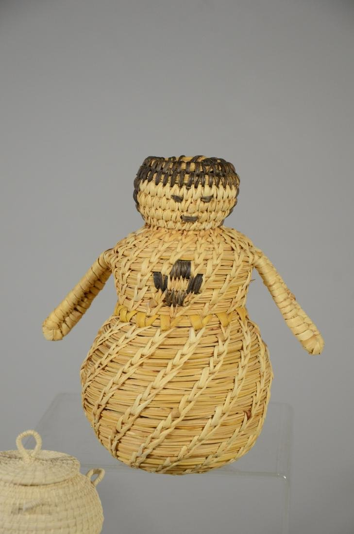 (6) Ethnic baskets - 4