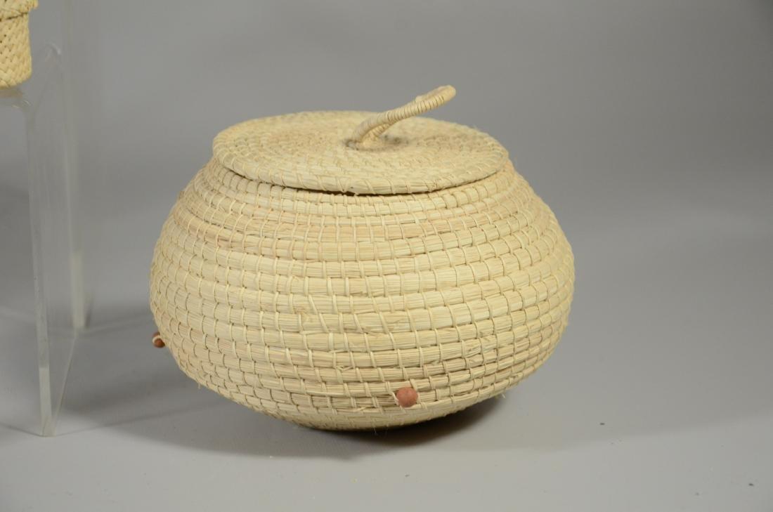 (6) Ethnic baskets - 6