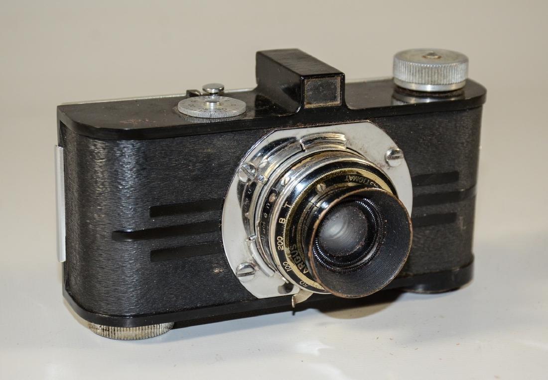Leica Argus Anastigmat Camera, IRC - 2