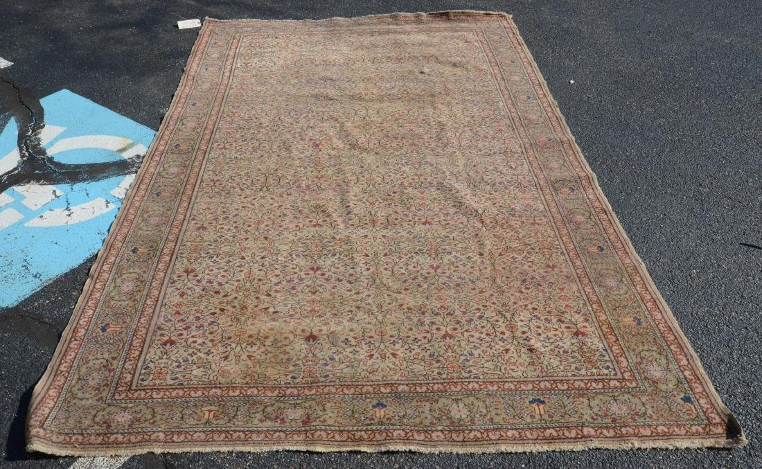 "6'3"" X 9'6"" Turkish Kayseri Carpet"
