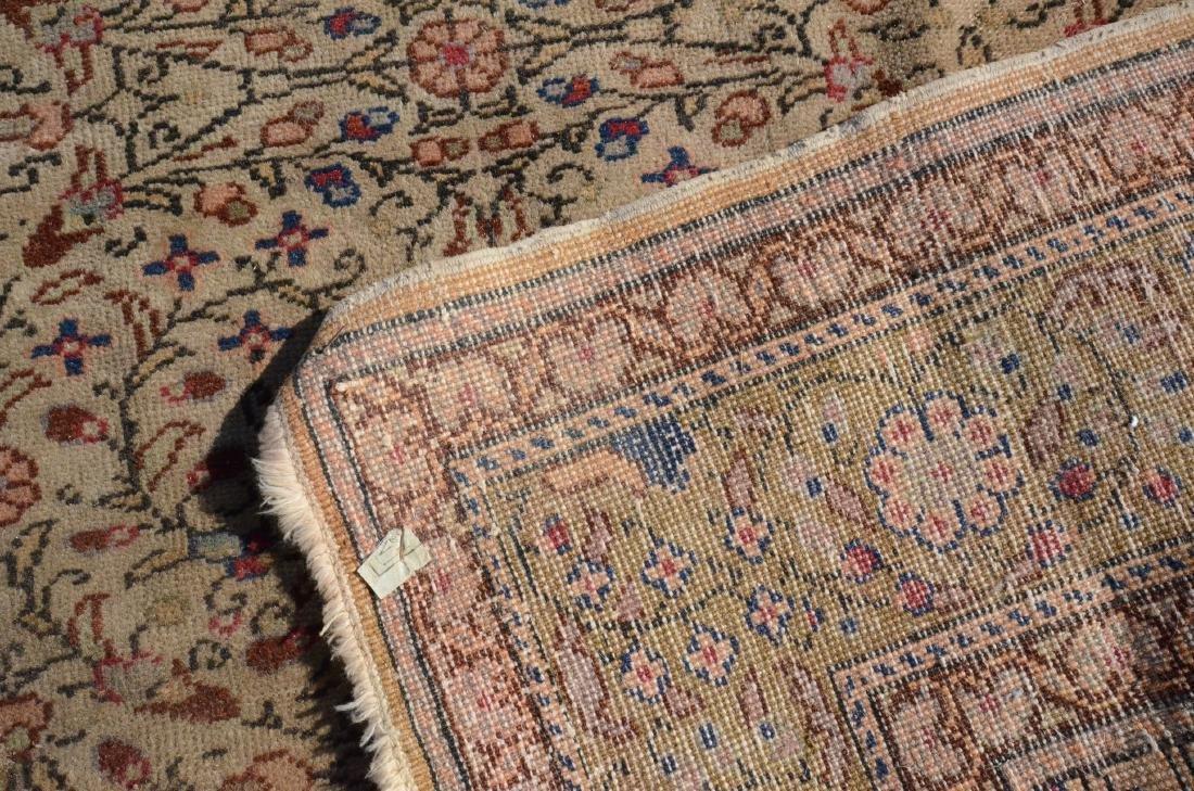 """6'3"""" X 9'6"""" Turkish Kayseri Carpet - 2"""