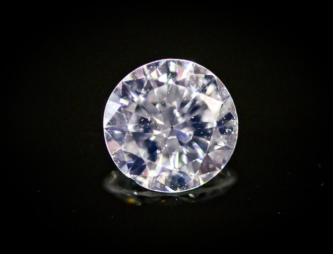 1.15 carat round brilliant cut diamond, I, I1