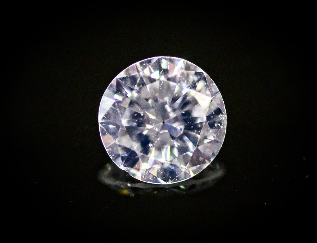 1.15 carat round brilliant cut diamond, I, I1