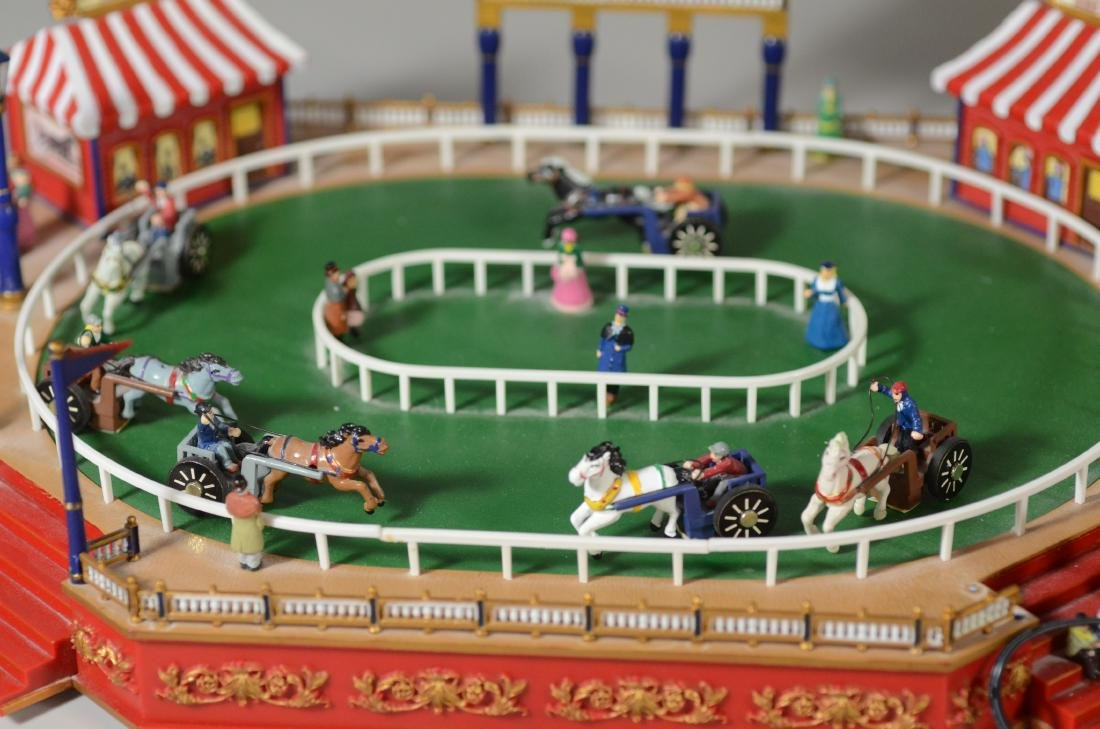 Worlds Fair Carriage Race Electronic Game Gold Label - 4
