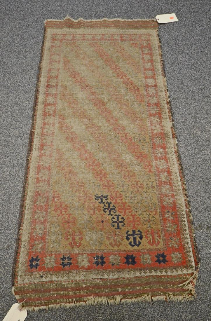 Lot of 3 tribal rugs Afshar,NW Persian,and Baluch - 10