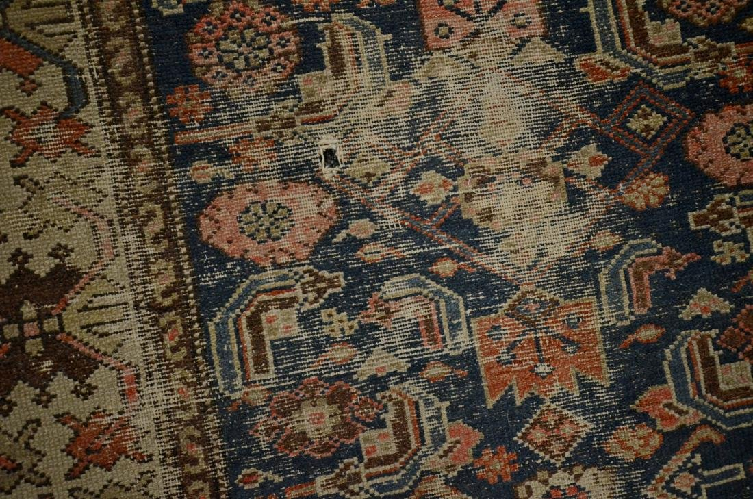 Lot of 3 tribal rugs Afshar,NW Persian,and Baluch - 4