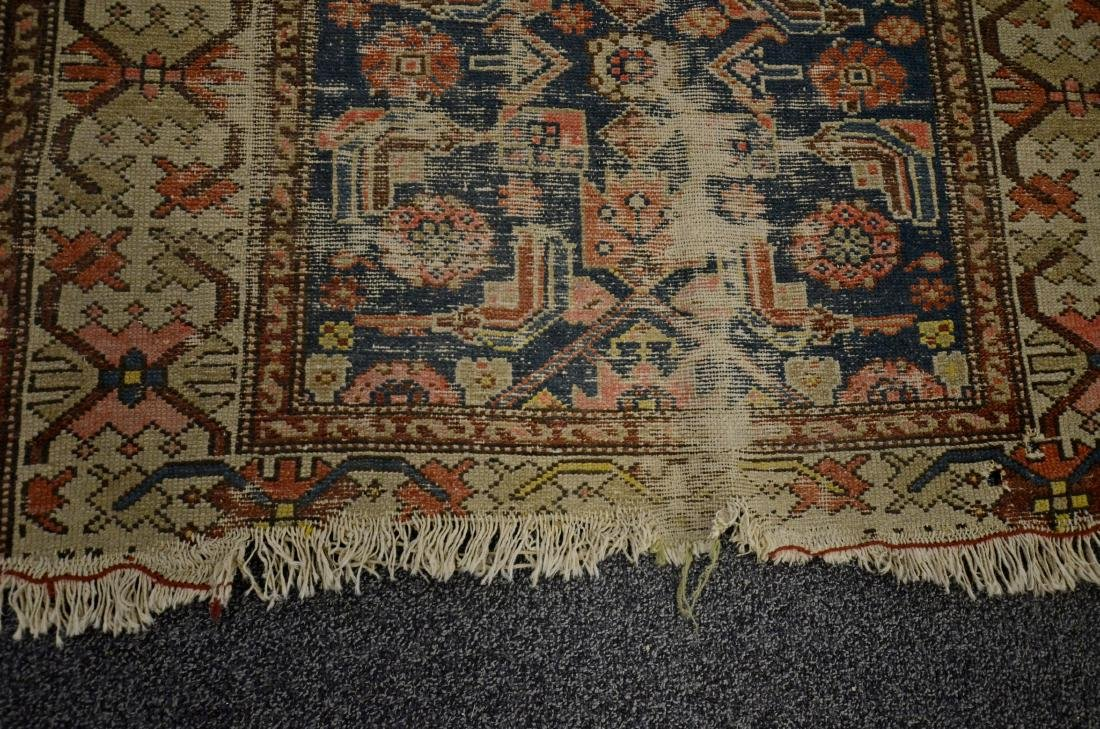 Lot of 3 tribal rugs Afshar,NW Persian,and Baluch - 5