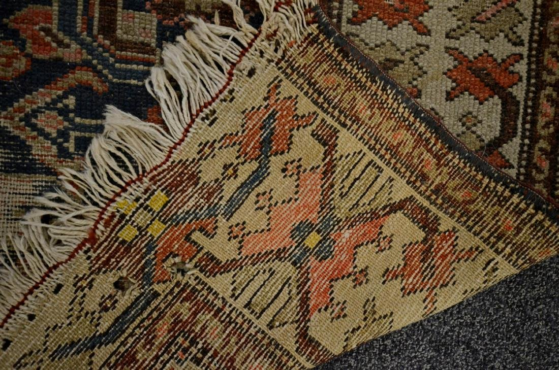 Lot of 3 tribal rugs Afshar,NW Persian,and Baluch - 6