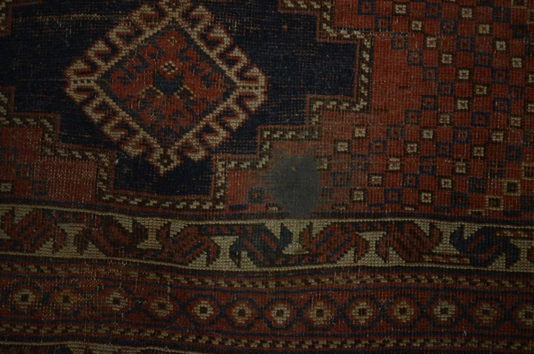 Lot of 3 tribal rugs Afshar,NW Persian,and Baluch - 7