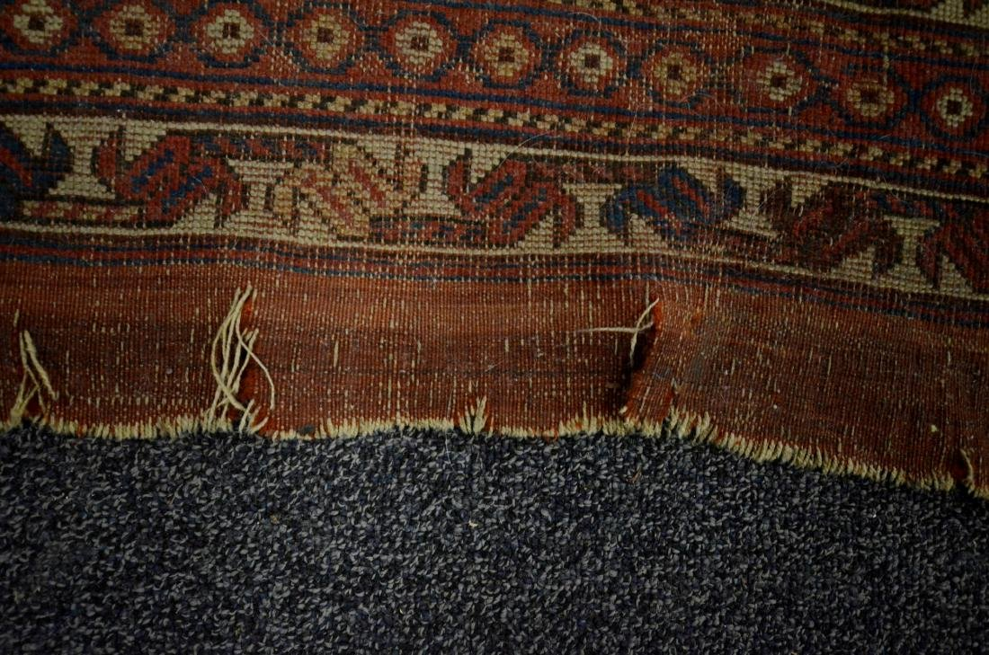 Lot of 3 tribal rugs Afshar,NW Persian,and Baluch - 8
