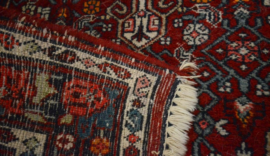 "Lot of 2 Persian Bidjar rugs 3'3""x5'7"" and 2'6""x4'3"" - 3"