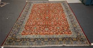 99x139 Persian Kashan carpet