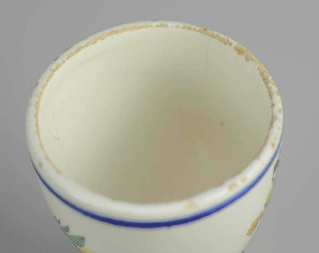 21 Pcs Henriot Quimper France porcelain - 7