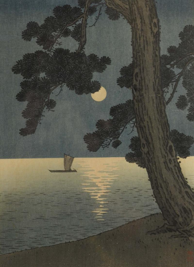 (2) Japanese woodblock prints - 2