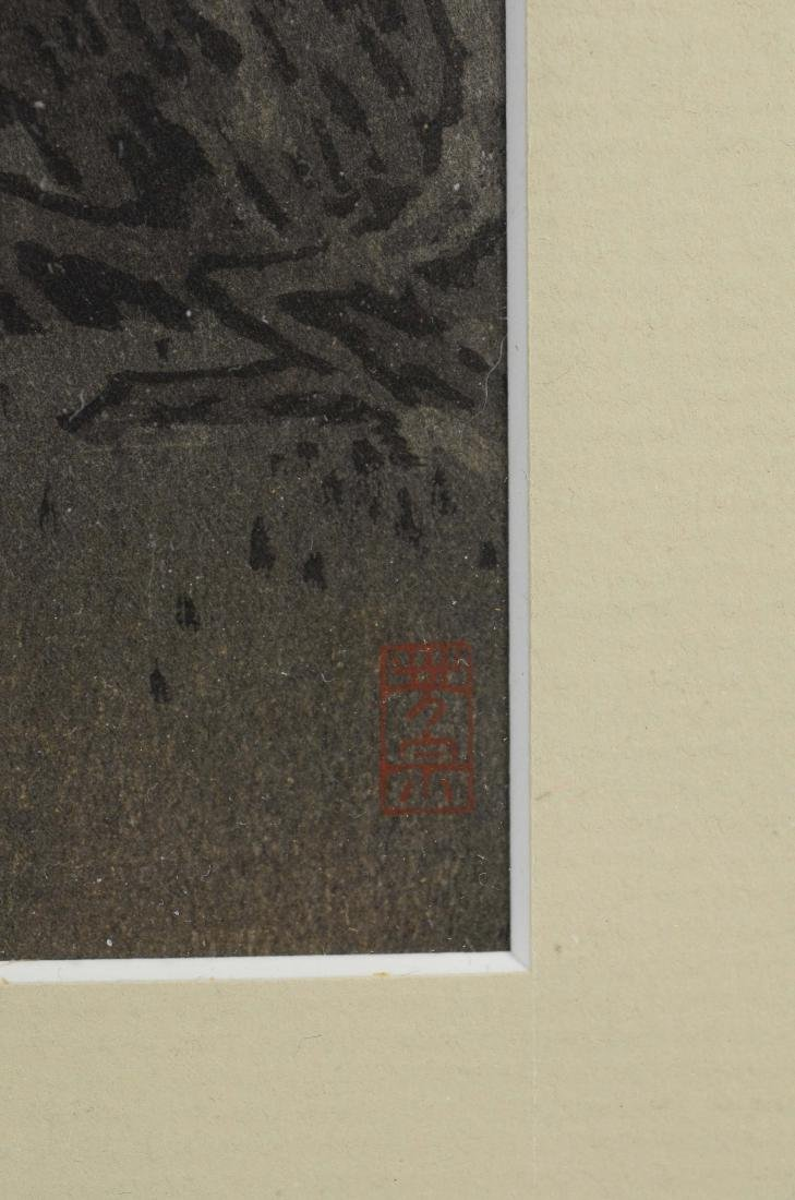 (2) Japanese woodblock prints - 5
