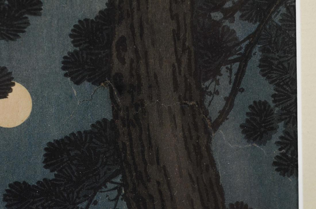(2) Japanese woodblock prints - 6