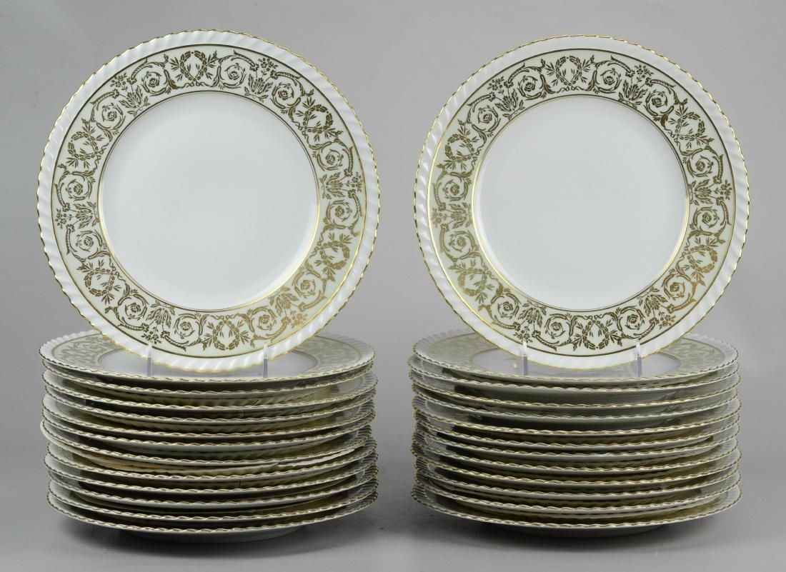 26 Franconia Krautheim dinner plates