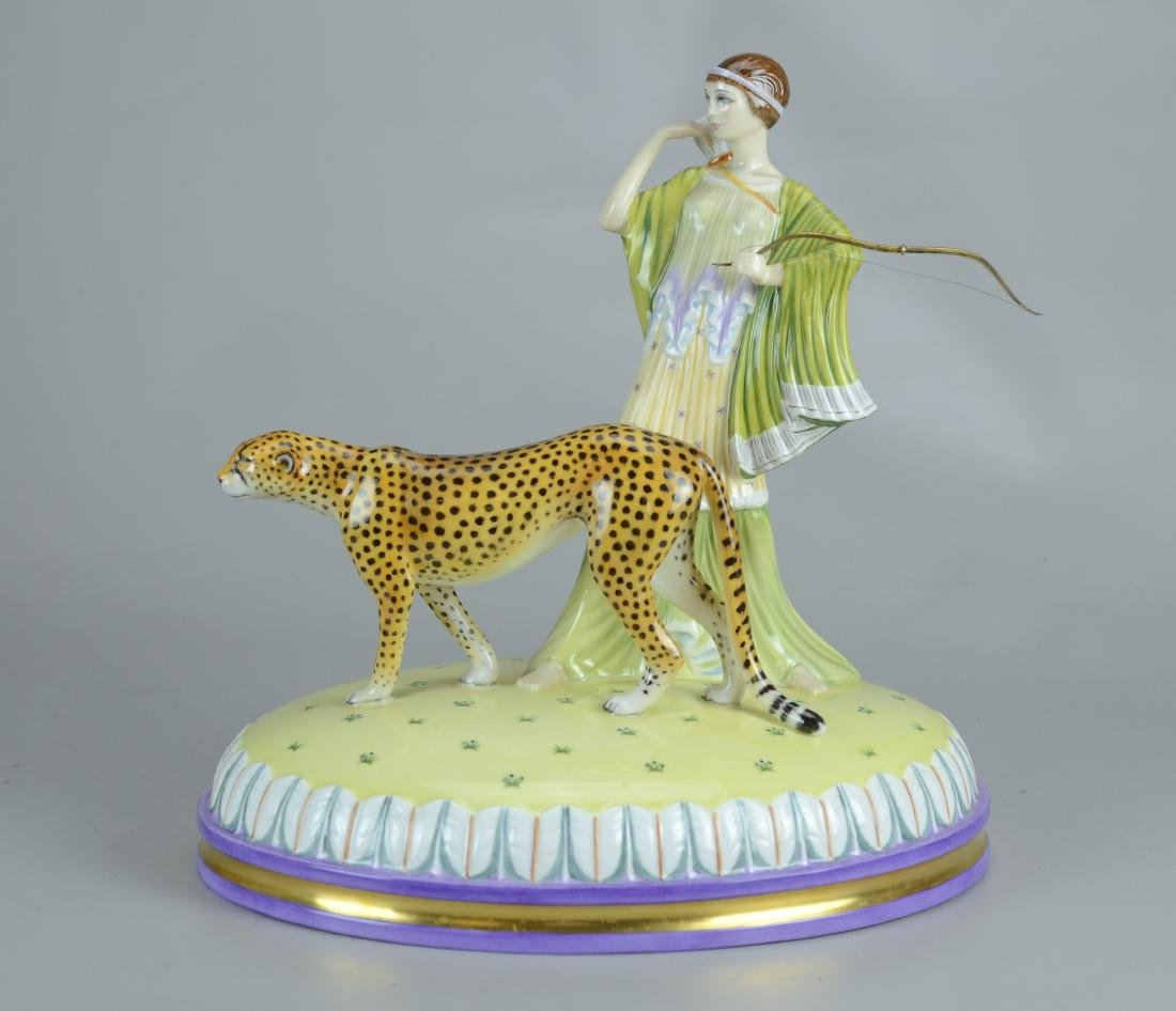 Royal Doulton Diana porcelain figurine