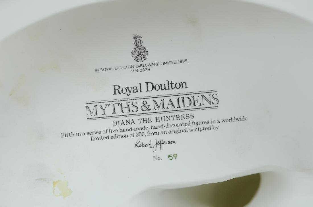 Royal Doulton Diana porcelain figurine - 2