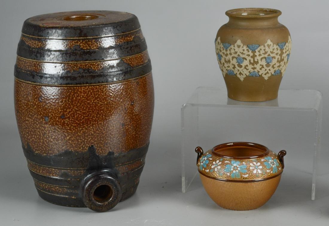 (6) Pcs Doulton stoneware - 2