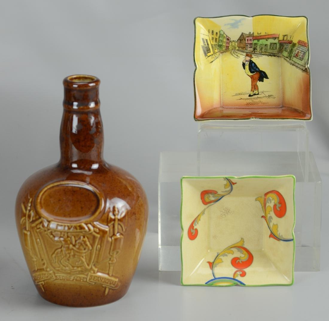 (6) Pcs Doulton stoneware - 3