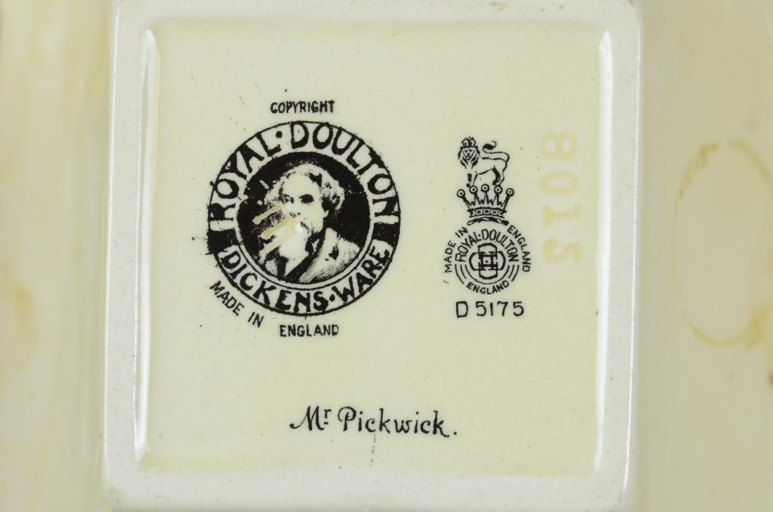 (6) Pcs Doulton stoneware - 4