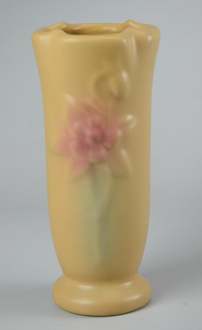 """(2) Van Briggle vases, one """"Lorelei"""" - 2"""