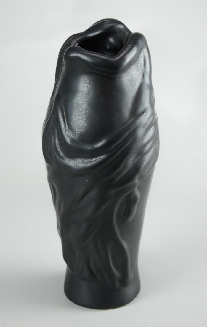 """(2) Van Briggle """"Lorelei"""" vases - 2"""