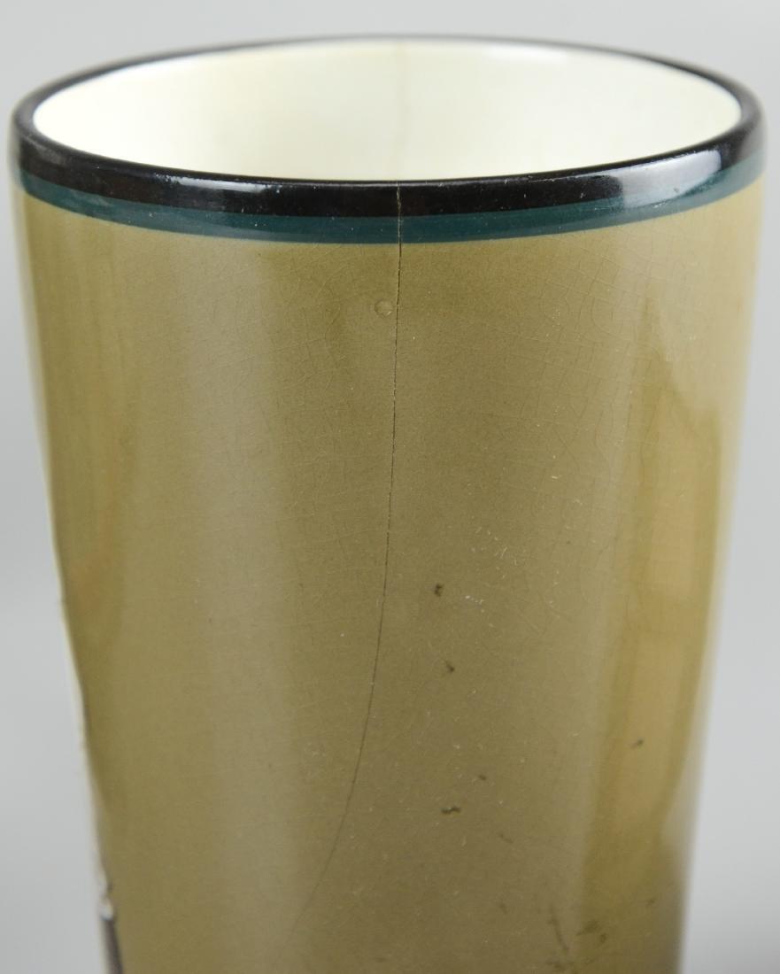 (4) Pcs Mettlach porcelain - 4