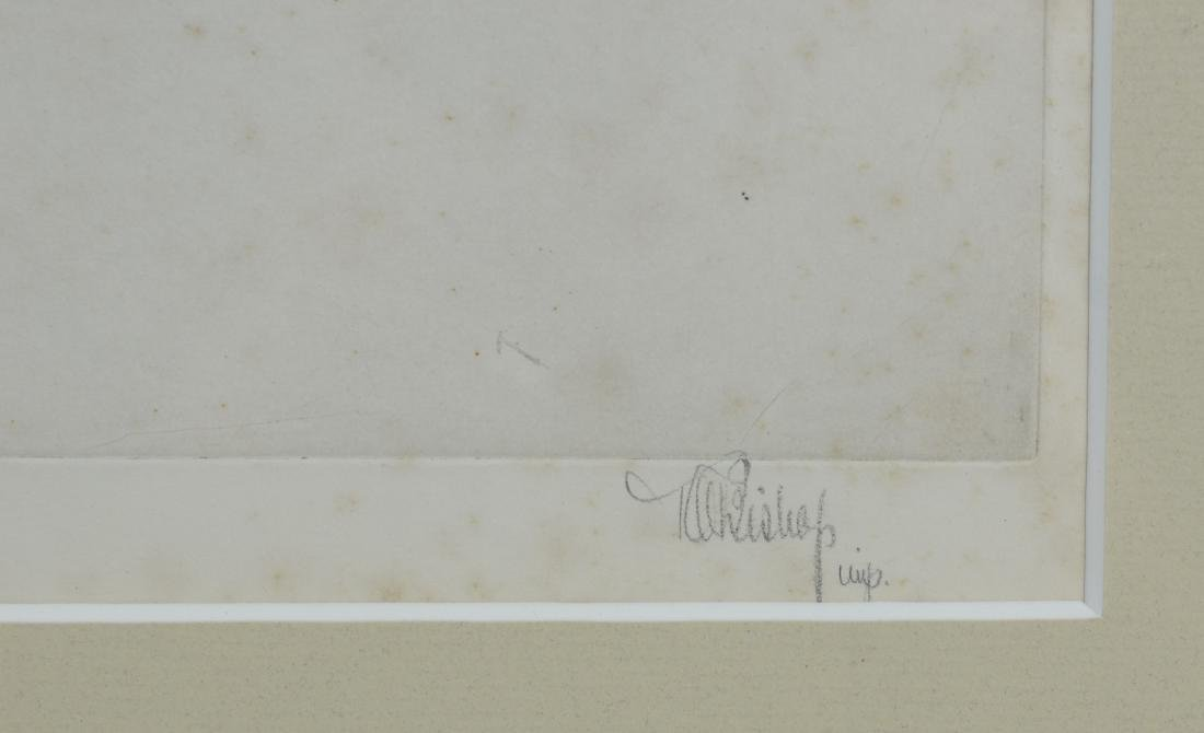 Richard Bishop, 2 etchings of ducks - 4