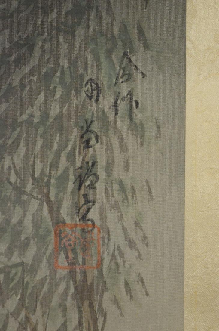 2 Japanese scrolls - 3