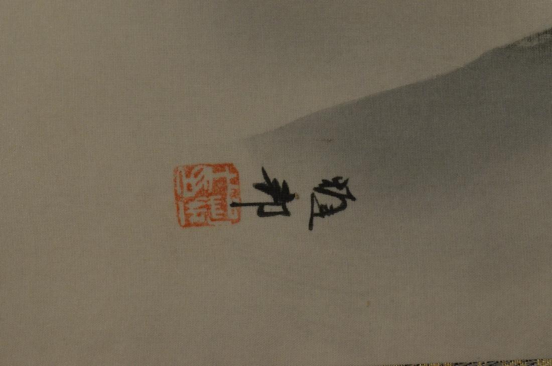 3 Japanese scrolls - 3