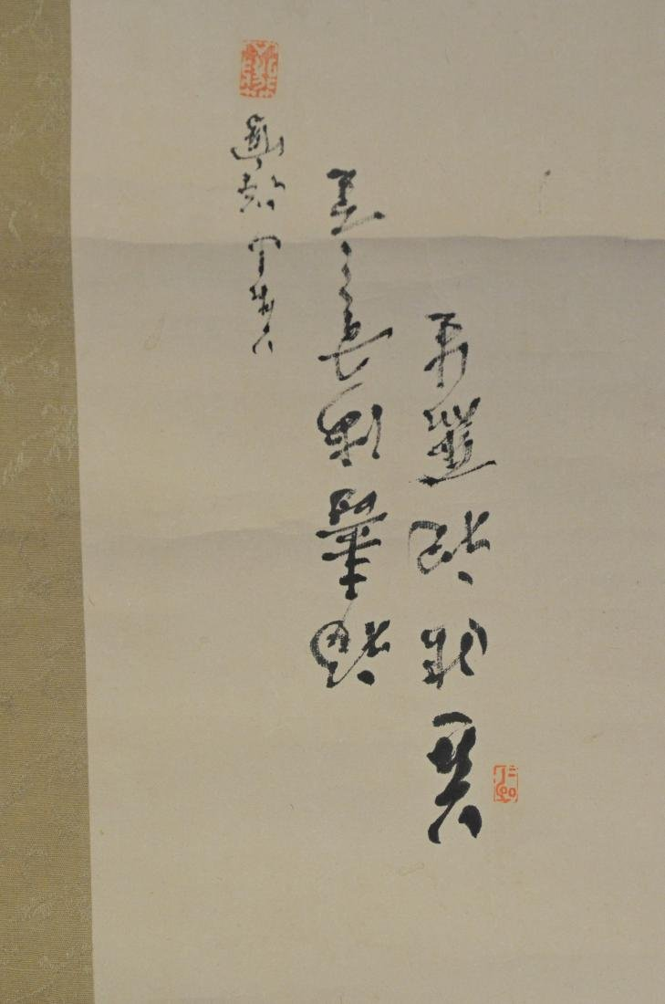 6 Chinese scrolls - 6