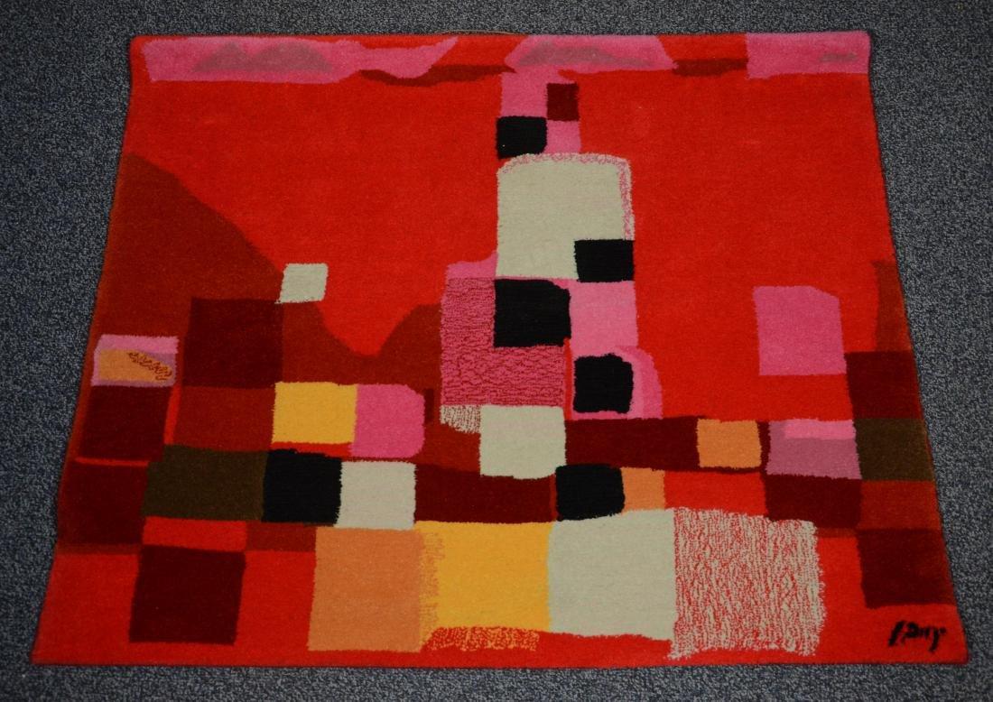 Schwabinger Kunstler Kollection abstract tapestry