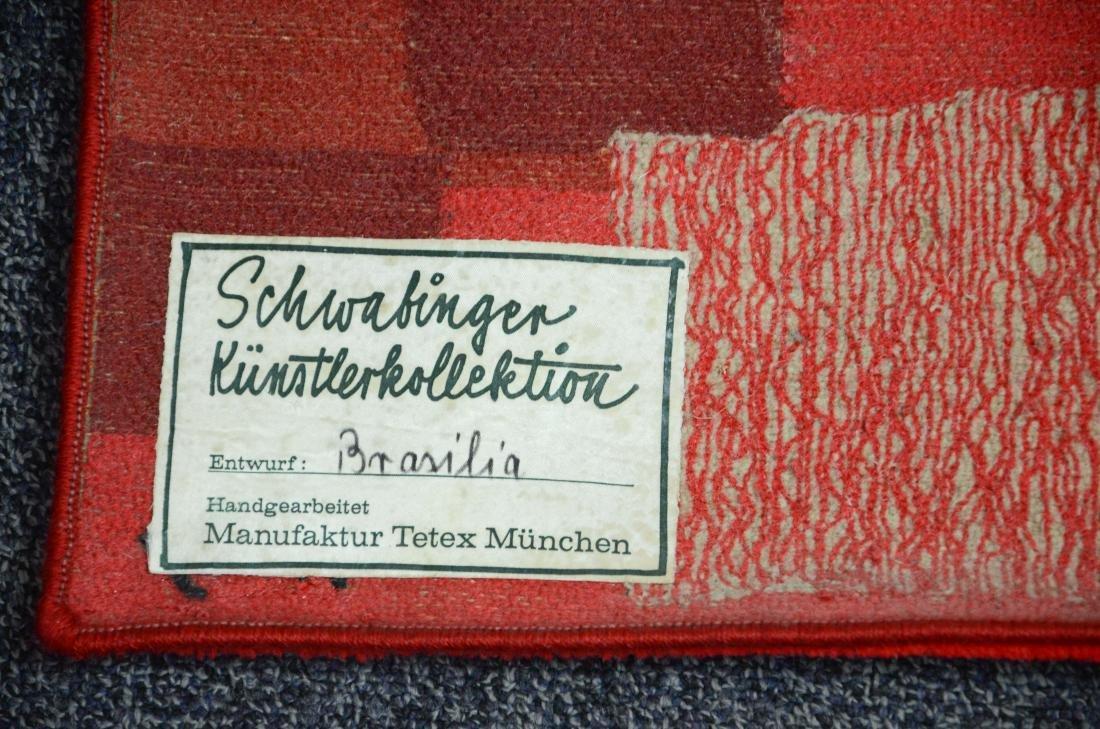 Schwabinger Kunstler Kollection abstract tapestry - 4