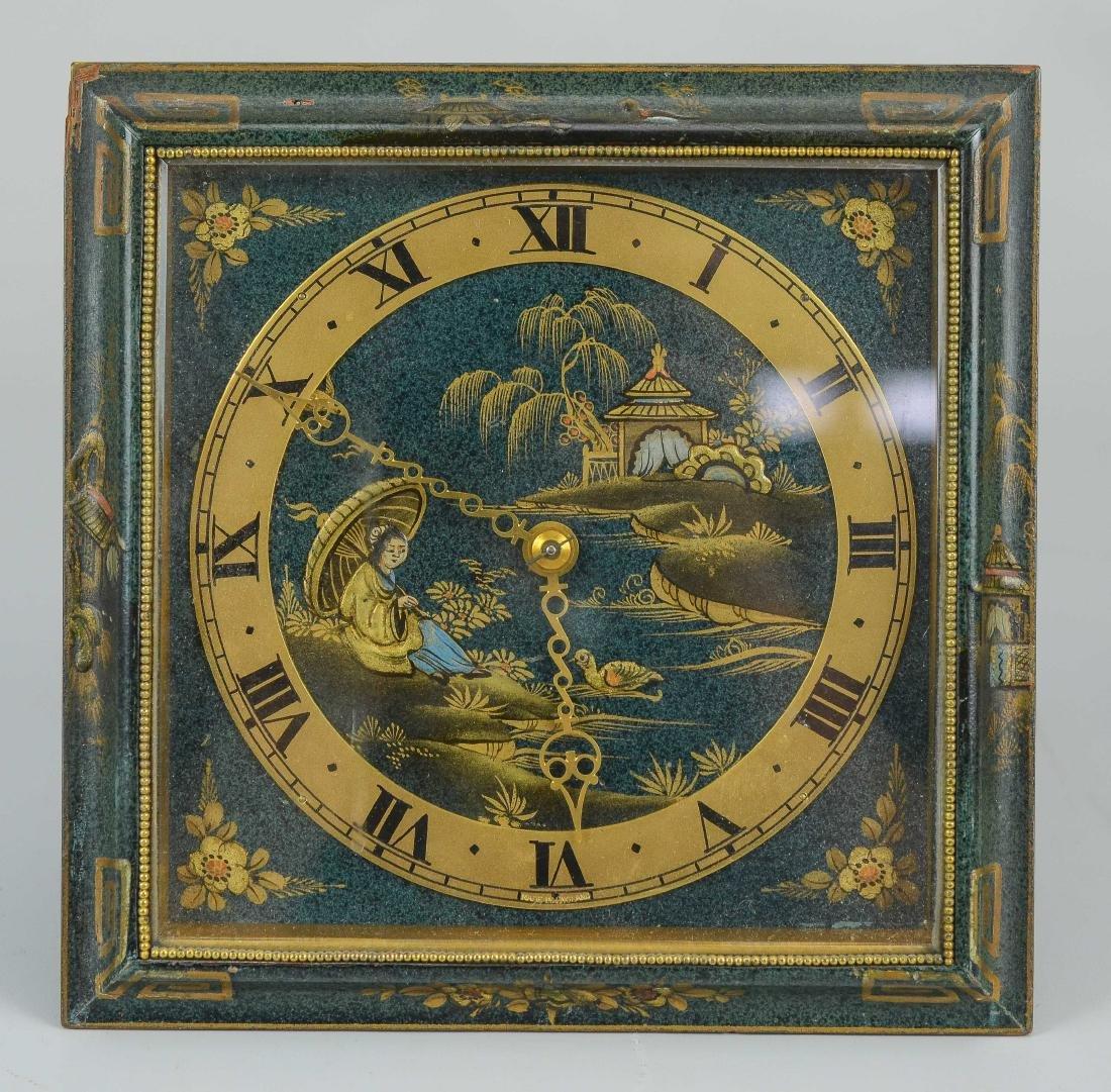 FW Elliot Ltd, strut clock, 8-day, time only