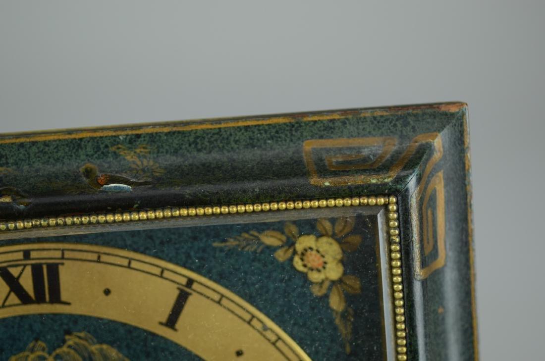 FW Elliot Ltd, strut clock, 8-day, time only - 6