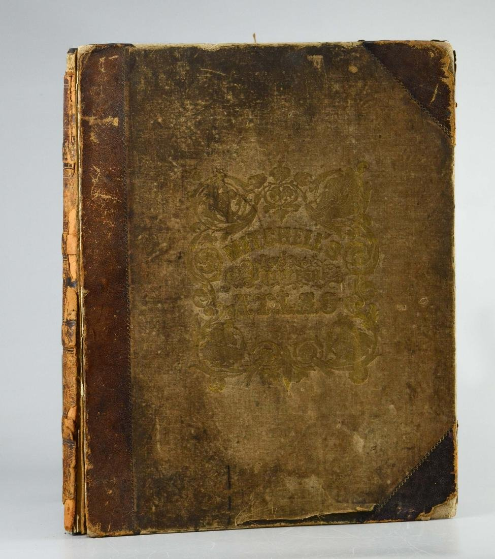 "Mitchel, Samuel Augustus ""A New Universal Atlas"""