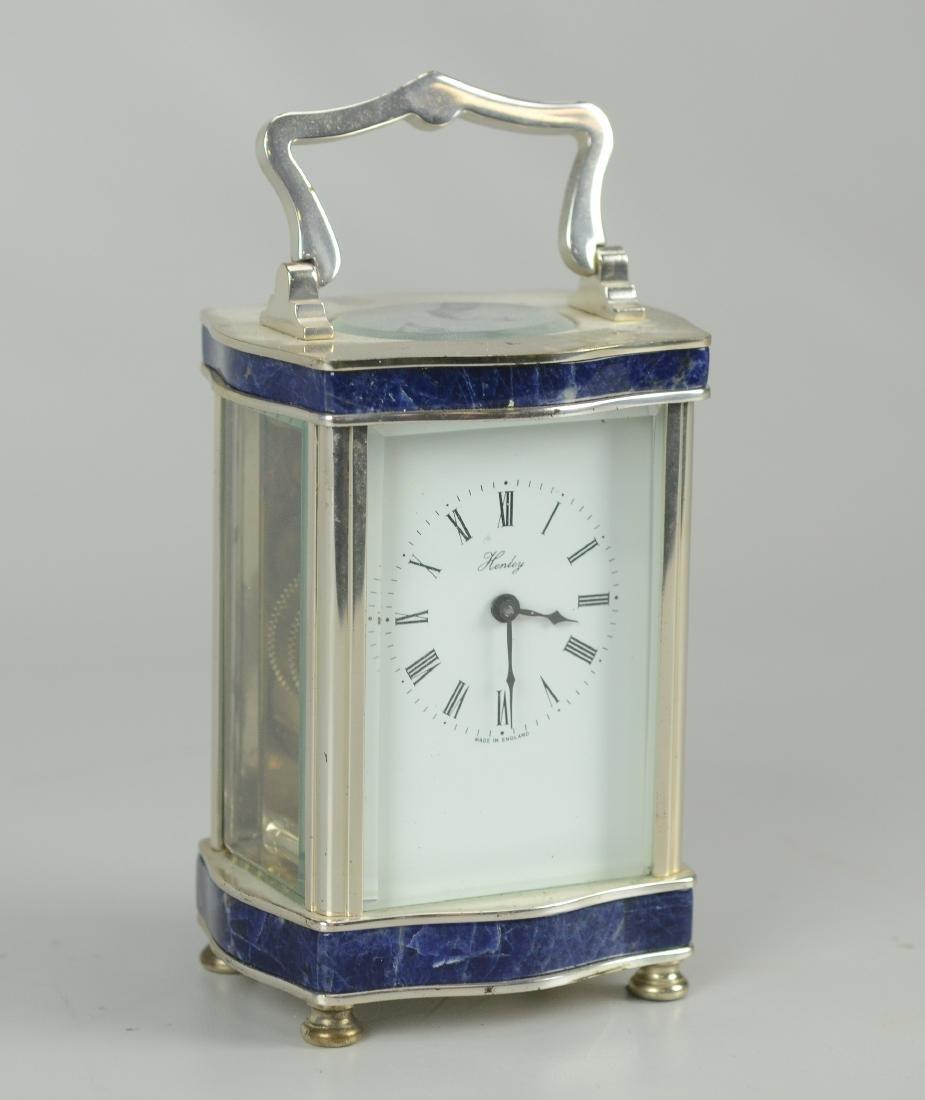 Henley, England, carriage clock